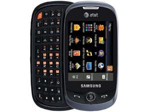 Samsung Flight II SGH-A927 Black Unlocked Cell Phone