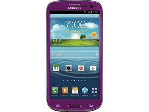 SAMSUNG Galaxy S III 16GB 4G LTE SPH-L710 Purple Sprint Authorized Cellphone