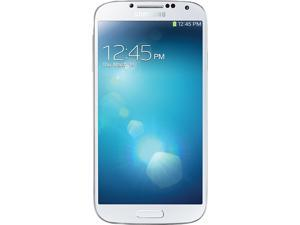 Galaxy S4 SGH-M919 White Frost Quad-Core 1.9 GHz T-Mobile Authorized Cellphone