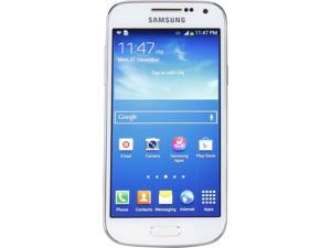 Samsung Galaxy S4 mini GT-I9190 White 3G Dual-Core 1.7GHz Unlocked Cell Phone