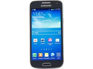 Samsung Galaxy S4 mini GT-I9190 Black 3G Dual-Core 1.7GHz Unlocked Cell Phone