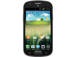 Samsung Galaxy Express I437 Black 3G 4G LTE Dual-Core 1.5GHz Unlocked GSM Android Cell Phone