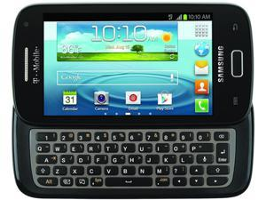 Samsung Galaxy S Relay 4G T699 Black 3G Dual-Core 1.5GHz Unlocked GSM Android Cell Phone