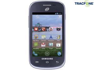 Samsung Galaxy Centura 738C Tracfone Android Smart Phone with 600 Minutes (200 Minute Airtime Card) & Triple Minutes for ...