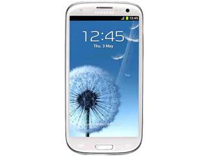 Samsung Galaxy S3 I747 White 3G 4G LTE Dual-Core 1.5GHz 16GB Unlocked GSM Android Cell Phone