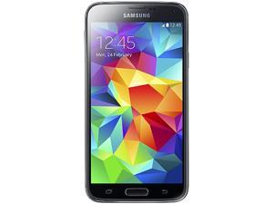 Samsung Galaxy S5 Electric Blue 3G Quad-Core 2.5GHz 16 GB 2800 mAh Unlocked Smartphone
