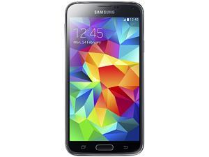 Samsung Galaxy S5 Charcoal Black 3G Quad-Core 2.5GHz 16 GB 2800 mAh Unlocked Smartphone