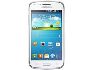 Samsung Galaxy Ace 3 S7270 White Dual-Core 1.0GHz Unlocked GSM Android Cell Phone