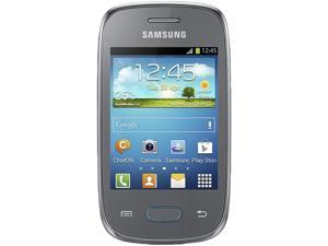 Samsung Galaxy Pocket Neo S5310 Silver 850MHz Unlocked GSM Android Cell Phone