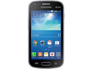 Samsung Galaxy S DUOS 2 S7582 Black Dual-Core 1.2GHz Unlocked GSM Dual-SIM Android Phone