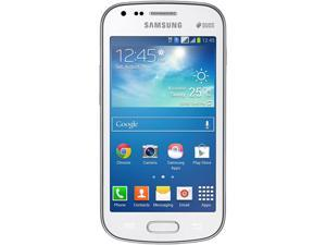 Samsung Galaxy S DUOS 2 S7582 White Dual-Core 1.2GHz Unlocked GSM Dual-SIM Android Phone