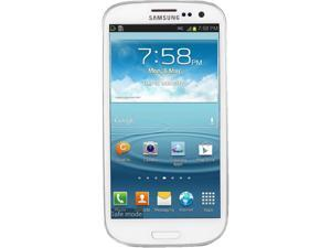 Samsung Galaxy S3 I535 White 16GB 4G LTE Verizon CDMA / Unlocked GSM Phone