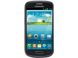 Samsung Galaxy S3 Mini I8200 Black 8GB Value Edition Unlocked GSM Phone