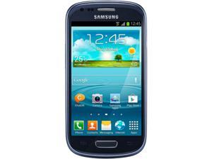 Samsung Galaxy S3 Mini I8200 Blue 8GB Value Edition Unlocked GSM Phone