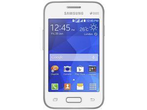 Samsung Galaxy Young 2 DUOS G130 White Unlocked GSM Dual-SIM HSPA+ Phone