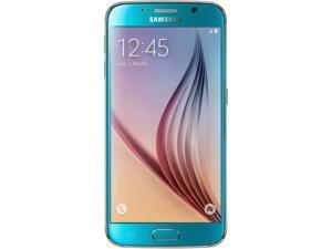 Samsung Galaxy S6 G920i 32GB Unlocked GSM 4G LTE Octa-Core (Double Quad-Core) Phone - Blue