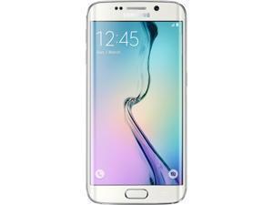 Samsung Galaxy S6 Edge G925i 32GB Unlocked GSM 4G LTE Octa-Core(Double Quad-Core) Phone -White