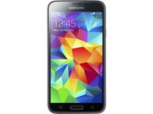 Samsung Galaxy S5 G900A Black AT&T Unlocked GSM Android Refurbished Phone