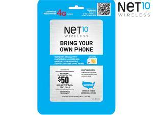 Net 10 Activation Micro Sim Card Kit