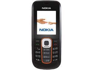Nokia 2600 Classic Black Unlocked Cell Phone AT&T Package