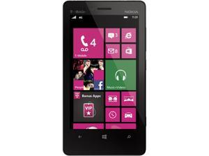 Nokia Lumia 810 Black 3G Dual-Core 1.5GHz 8GB Unlocked Cell Phone