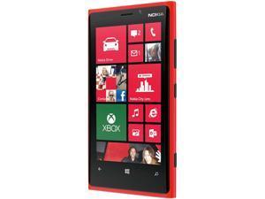 Nokia Lumia 920 Red 3G 4G LTE 32GB Unlocked Cell Phone