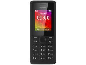 Nokia 106 Black Unlocked GSM Cell Phone