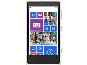 Nokia Lumia 1020 Blanco/White 3G 4G LTE Dual-Core 1.5GHz Unlocked Cell Phone (US LTE Bands)