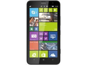Nokia Lumia 1320 Black 4G LTE Dual-Core 1.7GHz Unlocked Cell Phone