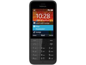 Nokia 220 Black Unlocked Cell Phone