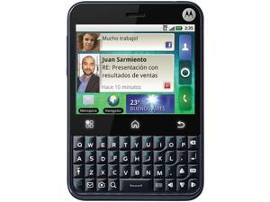 Motorola CHARM Dark Sapphire 3G Unlocked GSM Phone w/ Android 2.1 / 3.2 MP Camera / Wi-Fi (MB502)