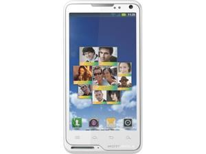Motorola Motoluxe XT615 White Single-Core 800MHz Unlocked Cell Phone