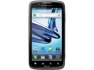 Motorola Atrix 2 MB865 Black 3G Dual-Core 1.2GHz AT&T Unlocked Android Cell Phone