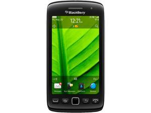 BlackBerry Torch 9850 Gray 3G 1.2GHz Unlocked GSM + US Cellular CDMA Cell Phone