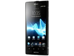 Sony Xperia ion HSPA LT28H Black 3G Unlocked Cell Phone
