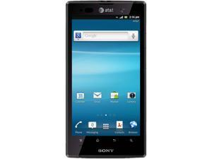 Sony Xperia ion LTE LT28at Black 3G 4G LTE Unlocked Cell Phone