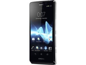 Sony Xperia T LT30P Silver 3G Dual-Core 1.5GHz 16GB Factory UNLOCKED Smartphone - OEM