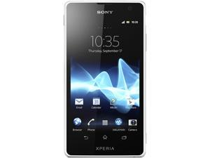 Sony Xperia TX LT29i White 3G Dual-Core 1.5GHz NFC 13 MP Camera Unlocked GSM Smart Phone - OEM
