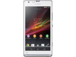 Sony Xperia SP LTE C5306 White 4G LTE Unlocked Cell Phone