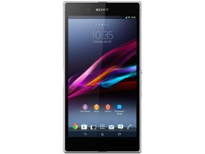 Sony Xperia Z Ultra C6802 White 3G Quad-Core 2.2GHz Unlocked Cell Phone
