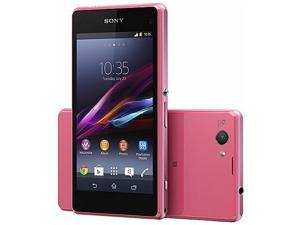 Sony Xperia Z1 Compact D5503 Pink 3G 4G LTE Unlocked Cell Phone
