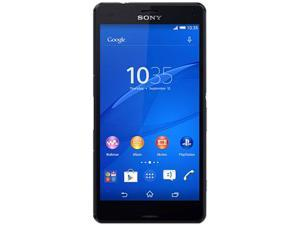 "Sony Z3 Compact LTE D5803 16GB 4G LTE Unlocked Cell Phone 4.6"" 2GB RAM Black"