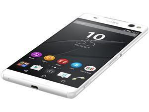 Sony Xperia C5 Ultra White Unlocked Cell Phone
