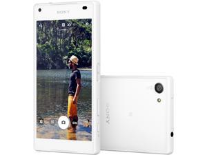 Sony Xperia Z5 Compact E5803 White Unlocked Cell Phone