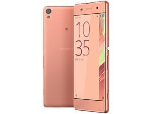"Sony Xperia XA 5"" Unlocked Smartphone - 16GB - US Warranty (Rose Gold)"
