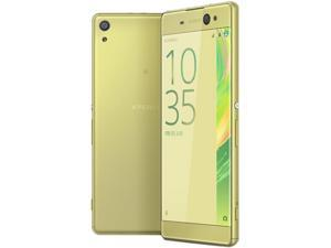 "Sony Xperia XA Ultra  6"" Unlocked Smartphone - 16GB  - US Warranty (Lime Gold)"