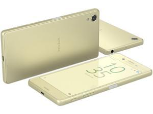 "Sony Xperia X 5"" Unlocked Smartphone - 32GB - US Warranty(Lime Gold)"