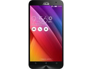 "Asus Zenfone 2 Unlocked Cell Phone – Black (ZE551ML-18-4G16GN-BK), 5.5"", Intel 1.8GHz, 4G Ram, 16GB Rom, North America Warranty"