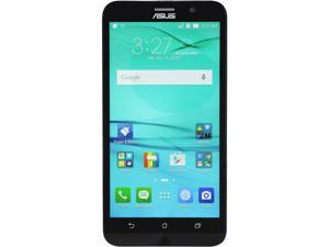 "ASUS Zenfone 2 Unlocked Smart phone, 5.5"" Black, 32GB Storage 4GB RAM, US Warranty"