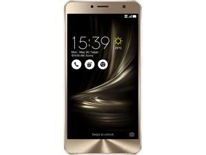 Asus ZenFone 3 Deluxe Glacier Silver Unlocked Cell Phone
